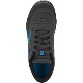 adidas Five Ten Freerider Pro Shoes Dame carbon/shock cyan/core black